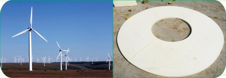 风电叶片根部平台